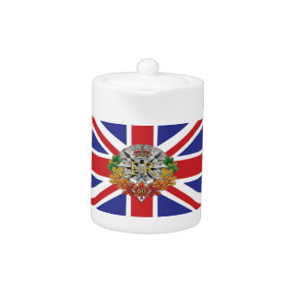 60th Anniversary Diamond Jubilee Teapots