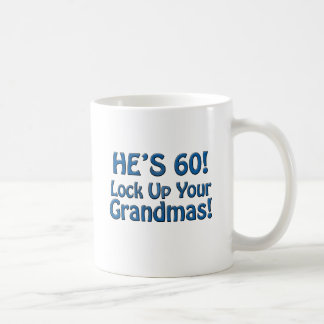 60th Birthday Coffee Mug