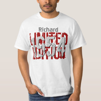 60th Birthday Gift 1954 Limited Edition V42B T-Shirt