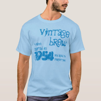 60th Birthday Gift 1954 Vintage Brew V07 T-Shirt