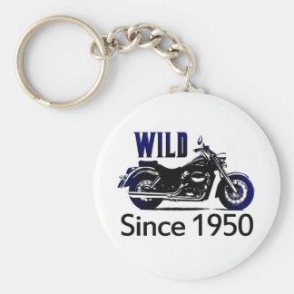 60th Birthday Gifts 1950 Keychain