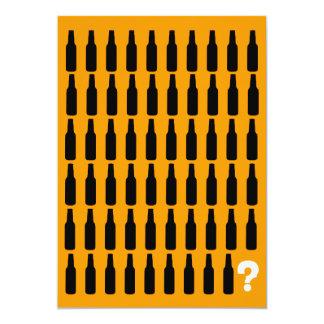60th Birthday Invitations - Beer Cheers!