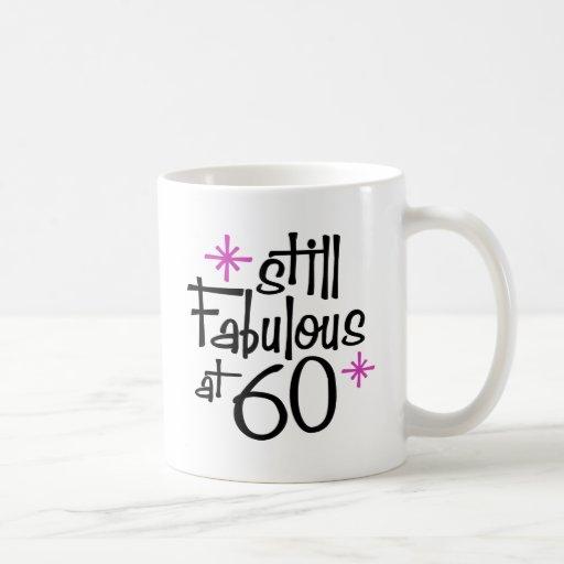 60th Birthday Mug