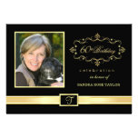 60th Birthday Party Invitations with Photo