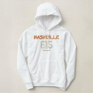 615 Nashville Embroidered Hoodie