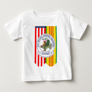 619th Tactical Control Squadron W/Flags Tshirts