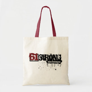 61 Strong Logo Bag