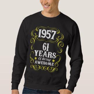 61st Birthday Shirt For Men/Women.