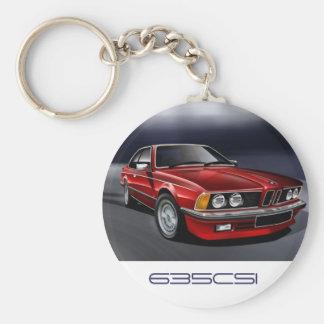 635 CSI Keychain