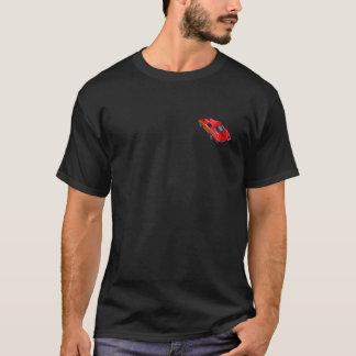 63 Corvette Split Window Red T-Shirt