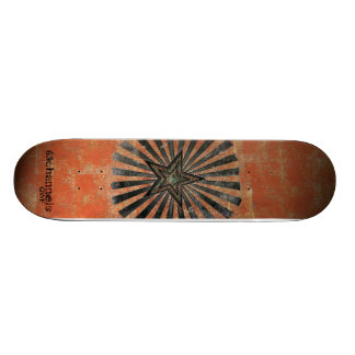 63Channels Skateboard