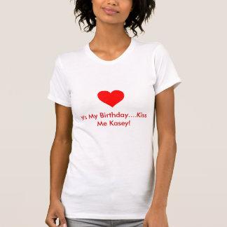 645px-Love_Heart_SVG_svg, It's My Birthday....K... T-Shirt