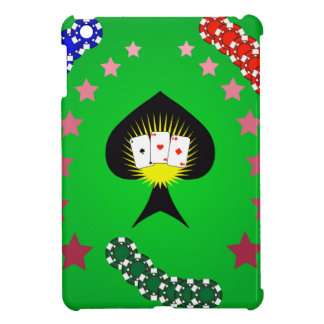 64Casino Logo_rasterized Case For The iPad Mini
