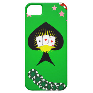 64Casino Logo_rasterized Case For The iPhone 5