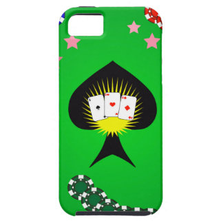 64Casino Logo_rasterized Tough iPhone 5 Case
