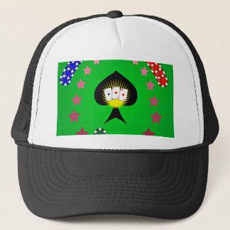 64Casino Logo_rasterized Trucker Hat