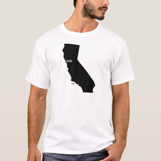 650 Area Code Tshirt, Bay Area, California T-Shirt