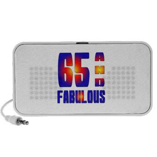 65 And Fabulous Travel Speaker