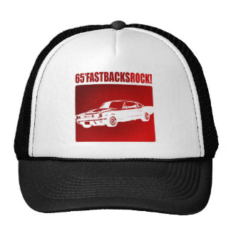 65' Fastbacks Rock! Hat
