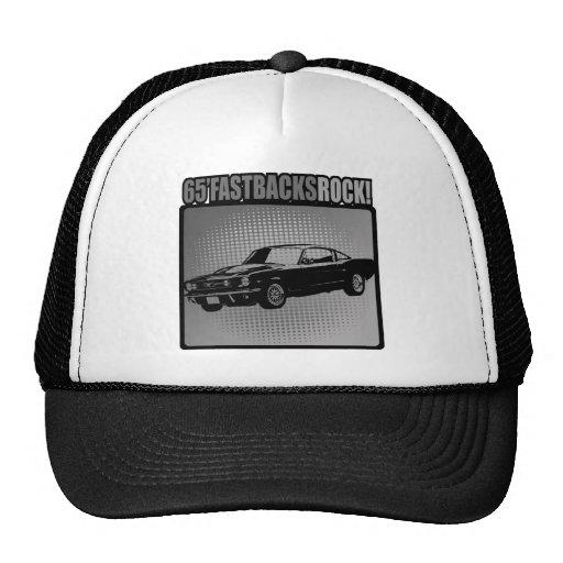 65' Fastbacks Rock! Mesh Hat