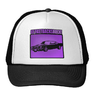 65' Fastbacks Rock! Trucker Hats