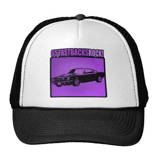 65' Fastbacks Rock! Trucker Hats