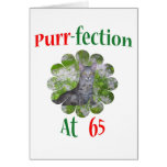 65 Purr-fection Greeting Cards