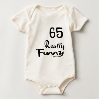 65 Really Funny Birthday Designs Baby Bodysuit