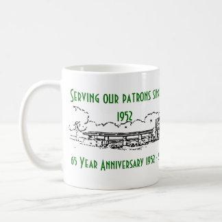 65 Year Anniversary Mug