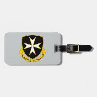 65th Infantry Regiment Bag Tag