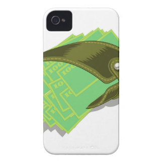 65Wallet_rasterized iPhone 4 Case-Mate Case
