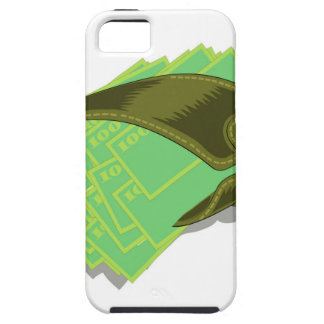 65Wallet_rasterized iPhone 5 Case