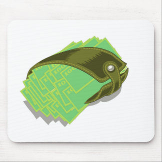 65Wallet_rasterized Mouse Pad