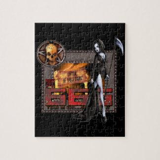 666 Jigsaw Puzzle