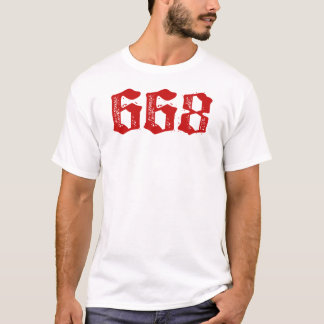 668 Neighbor of The Beast T-Shirt