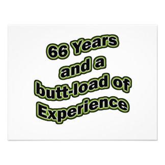 66 butt-load custom announcement