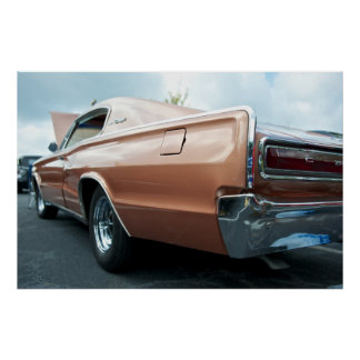 '66 Dodge Charger Poster
