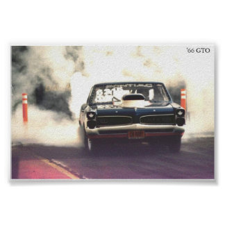 '66 GTO POSTER