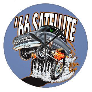 '66 Monster Hot Rod Satellite Clock