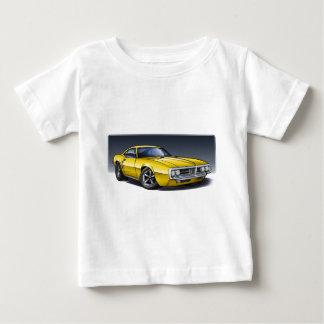 67_68_Firebird_Yellow Baby T-Shirt