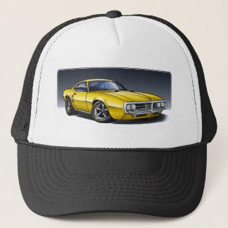 67_68_Firebird_Yellow Trucker Hat