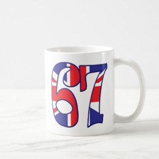 67 Age UK Coffee Mug