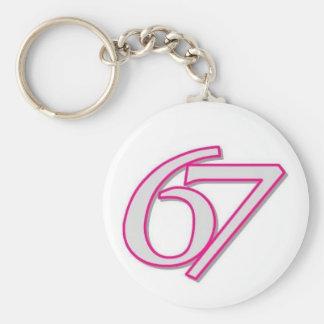 67 KEY RING