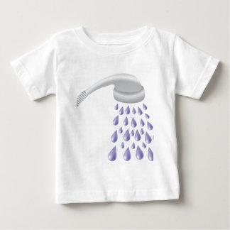 67Shower_rasterized Baby T-Shirt