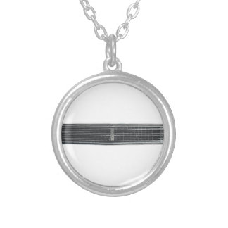 68-Camaro-RS Silver Plated Necklace