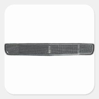 68-Camaro-RS Square Sticker
