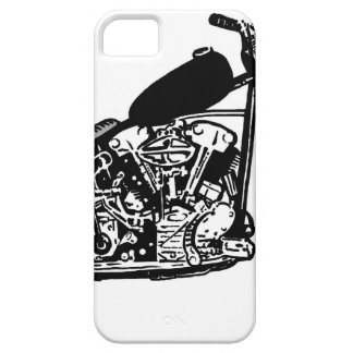 68 Knuckle Head Motorcycle Barely There iPhone 5 Case