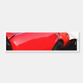 69 camaro panel bumper sticker