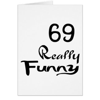 69 Really Funny Birthday Designs Card