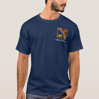 69th Infantry Regiment - 27th Brigade Combat Team T-Shirt